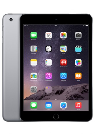 Apple iPad Mini 3 WiFi 64GB Spacegrau