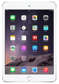 Apple iPad Mini 4 WiFi + Cellular 16GB Silver