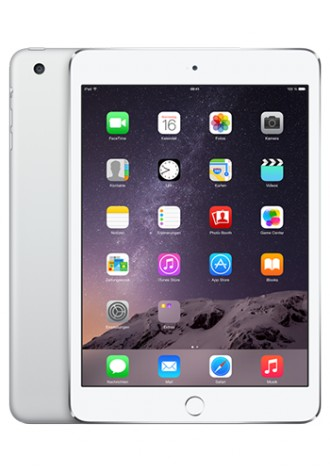 Apple iPad Mini 4 WiFi + Cellular 64GB Silber