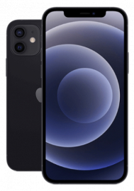 Apple iPhone 12 5G 64 GB Schwarz