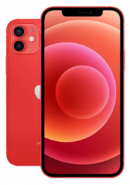 Apple iPhone 12 mini 5G 128 GB (PRODUCT)RED