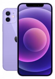 Apple iPhone 12 mini 5G 64 GB Violett