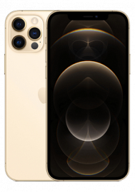 Apple iPhone 12 Pro Max 5G 128 GB Gold