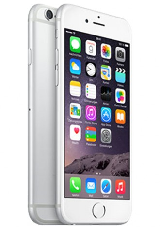 Apple iPhone 6 16GB LTE Silber