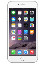 Apple iPhone 6 Plus 16GB LTE Silber