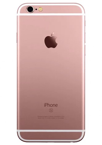 Apple iPhone 6s 128GB LTE Rosegold