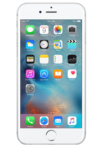 Apple iPhone 6s 128GB LTE Silber