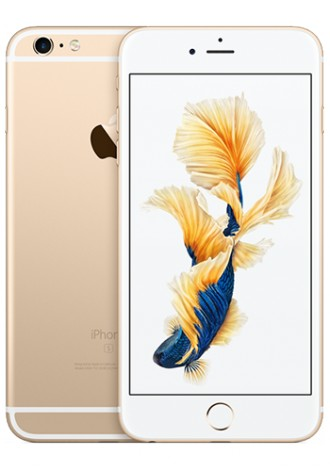 Apple iPhone 6s Plus 16GB LTE Gold