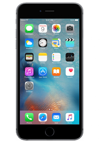 Apple iPhone 6s Plus 32GB LTE Space Grau