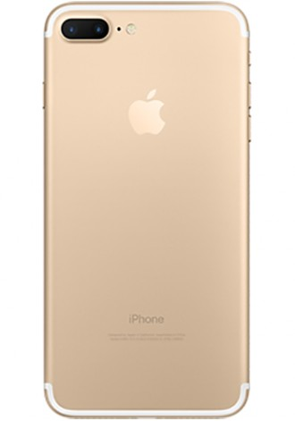 Apple iPhone 7 Plus 256GB LTE Gold