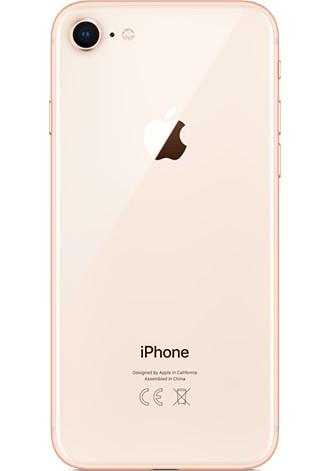 apple iphone 8 64gb lte gold mit vertrag g nstig kaufen. Black Bedroom Furniture Sets. Home Design Ideas