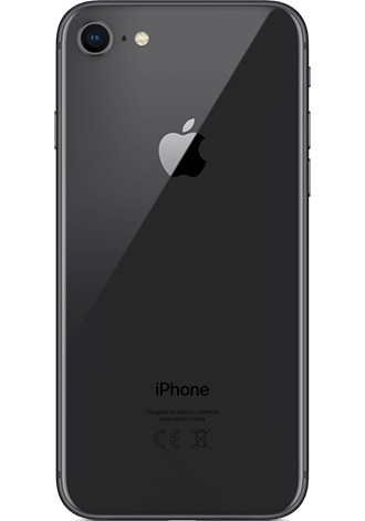 Apple iPhone 8 64GB LTE Space Grau