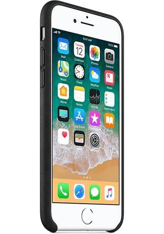 apple iphone 8 7 leder case mit vertrag g nstig kaufen. Black Bedroom Furniture Sets. Home Design Ideas