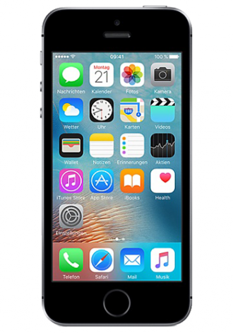 Apple iPhone SE 128GB LTE Spacegrau