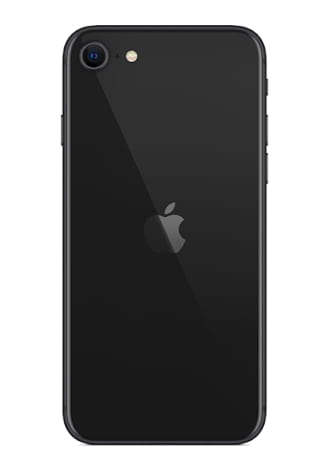 Apple iPhone SE (2020) 256GB LTE Schwarz