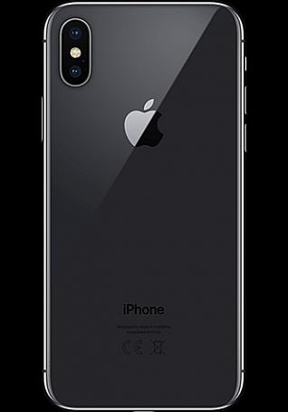 Apple Iphone X 64gb Lte Space Grau Günstig Kaufen