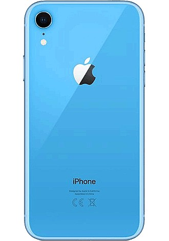 Apple iPhone XR 128GB LTE Blau
