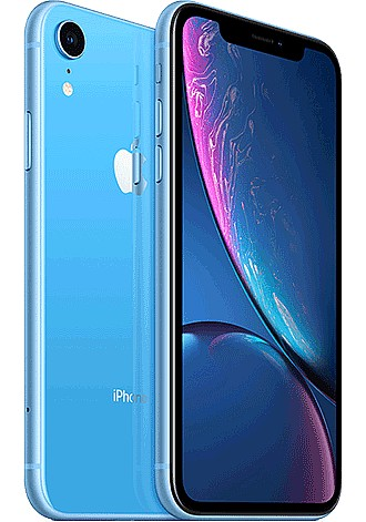 Apple iPhone XR 256GB LTE Blau