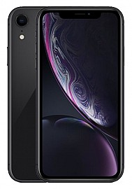 Apple iPhone XR 64GB LTE schwarz