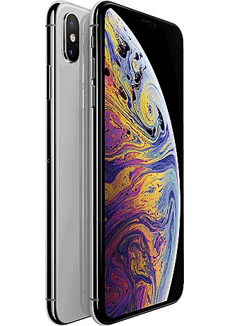 Apple iPhone XS 64GB LTE Silber