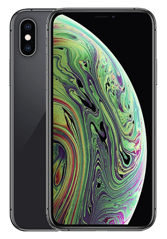 Apple iPhone XS 64GB LTE Space Grau