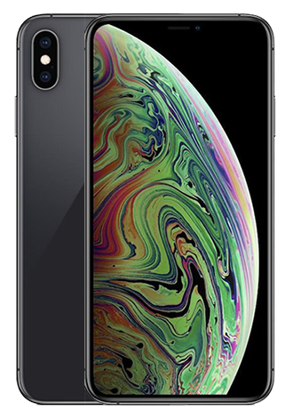 Apple iPhone XS Max 64GB LTE Space Grau