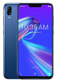 Asus ZenFone Max M2 64 GB LTE Space Blue
