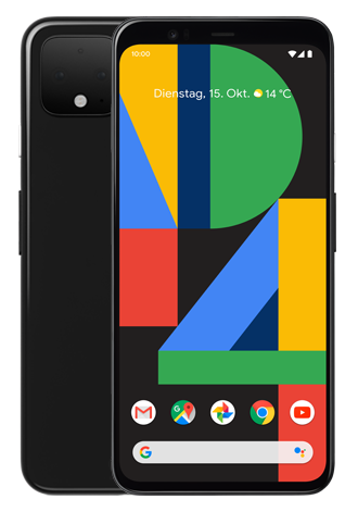 Google Pixel 4 64GB LTE Just Black