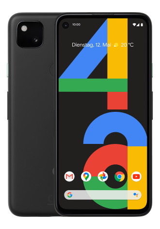 Google Pixel 4a 128 GB LTE Just Black