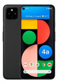 Google Pixel 4a 5G 128 GB Just Black