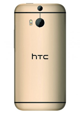 HTC One M8s 16GB LTE Amber Gold