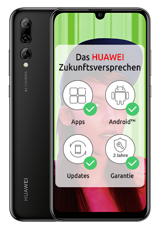 Huawei P smart+ 2019 64GB LTE Midnight Black
