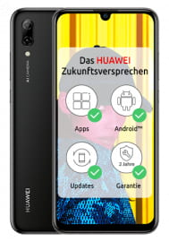 Huawei P smart 64GB LTE midnight black 2019