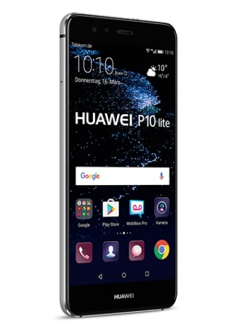 Huawei P10 Lite Dual Sim 32GB LTE Midnight Black