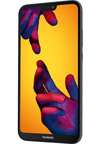 Huawei P20 lite 64GB LTE Midnight Black