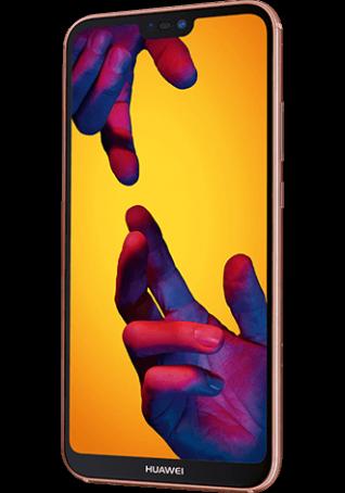 Huawei P20 lite 64GB LTE Sakura Pink mit Telekom Family Card