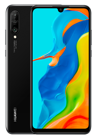 Huawei P30 lite New Edition 256 GB LTE Midnight  Black