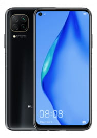 Huawei P40 lite 128GB LTE Midnight Black