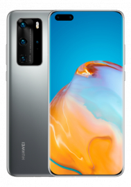 Huawei P40 Pro 5G 256GB Silver Frost