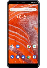 Nokia 3.1 Plus Dual SIM 16GB LTE Blue