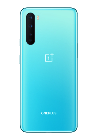 OnePlus Nord 256 GB 5G Blue Marble