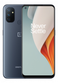 OnePlus Nord N100 LTE 64 GB Midnight Frost