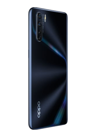 OPPO A91 128GB LTE Lightening Black