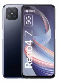 OPPO Reno4 Z 5G 128 GB Ink Black