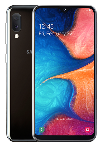 Samsung Galaxy A20e 32GB LTE Black