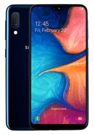 Samsung Galaxy A20e 32GB LTE Blue