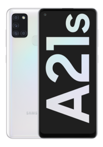 Samsung Galaxy A21s 32GB LTE White