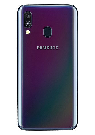 Samsung Galaxy A40 64GB LTE Black