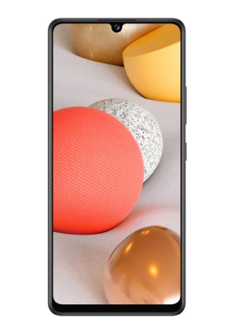 Samsung Galaxy A42 5G 128 GB Prism Dot Black