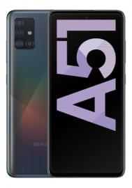 Samsung Galaxy A51 128GB LTE Prism Crush Black